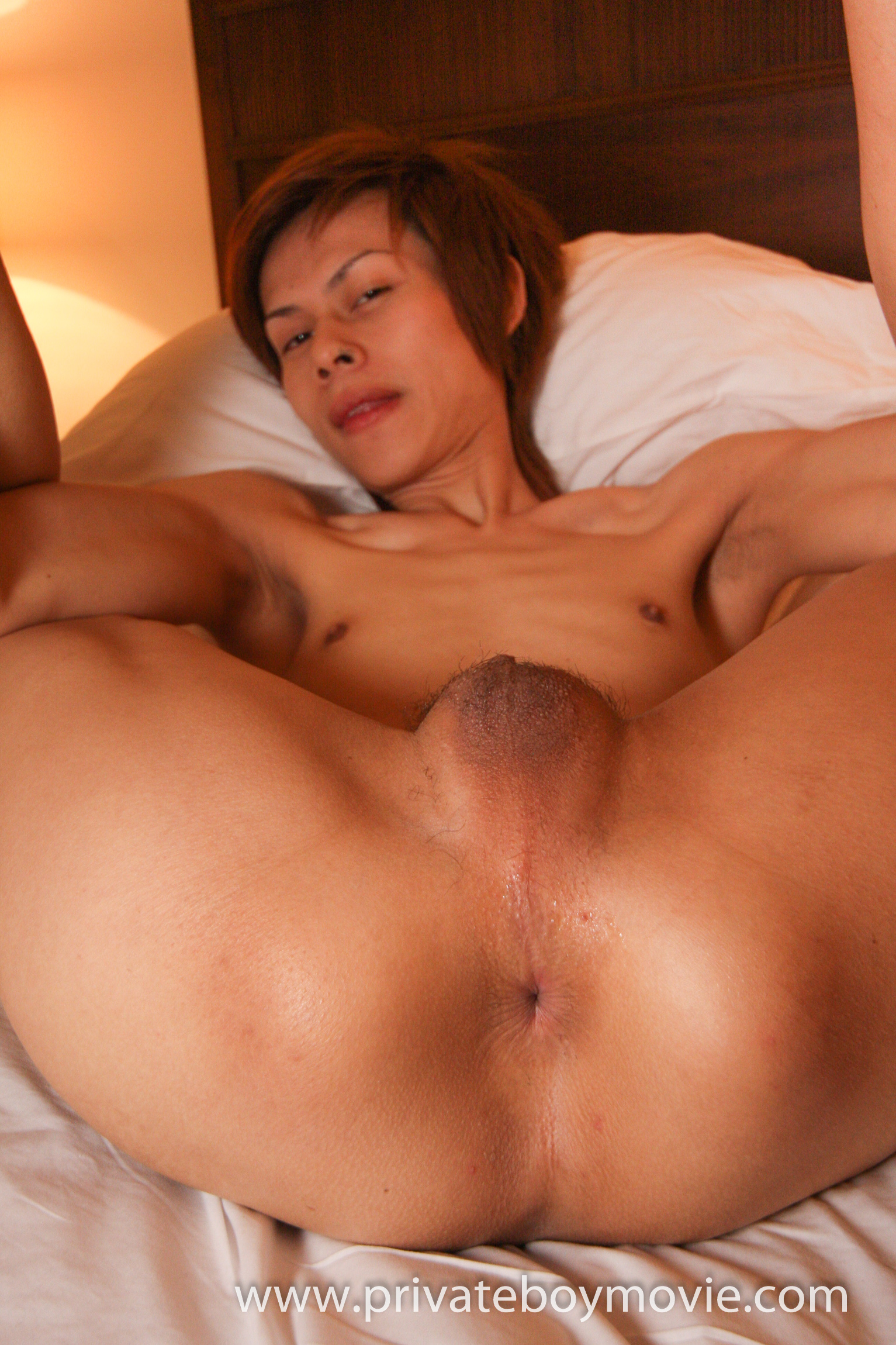 Sexy Fun and Cum with Skinny Asian Femboy